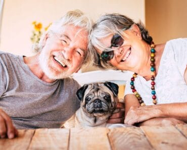 15 of the Friendliest, Bravest, Most Loyal Dog Breeds for Seniors